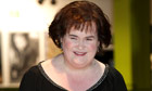 Susan Boyle 'Standing Ovation' album launch, Glasgow, Scotland, Britain - 20 Nov 2012
