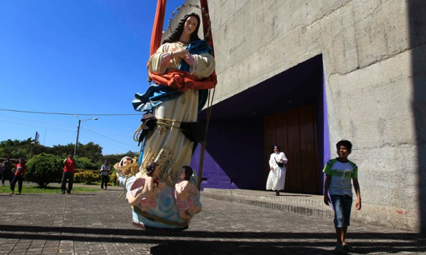 festival of the Virgin Mary