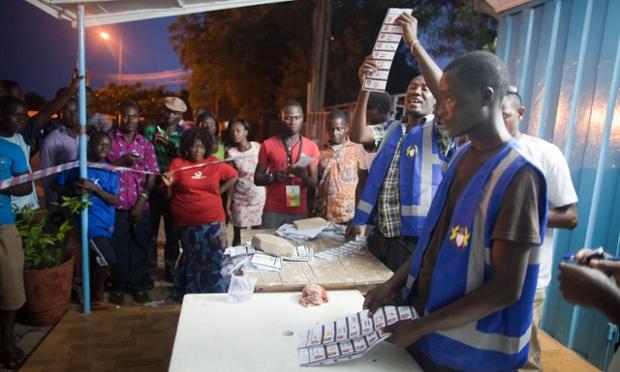 Ghana Presidential elections