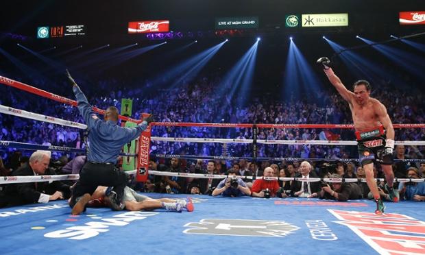 Marquez beat Pacquiao