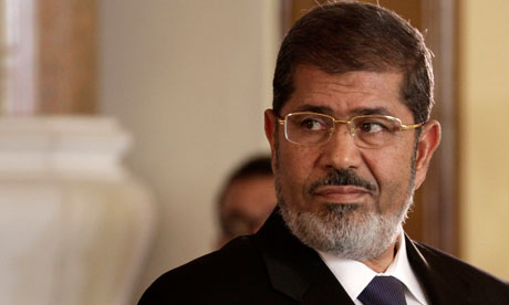 Mohamed Morsi http://www.guardian.co.uk/commentisfree/2012/dec/09/egypt-hopes-betrayed-mohamed-morsi