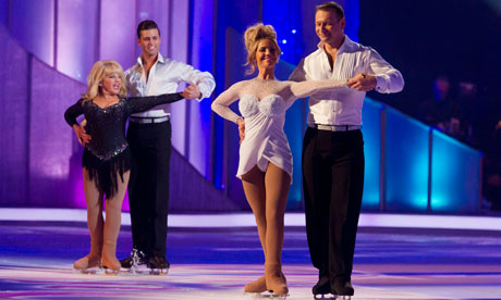 Dancing On Ice: Grace Dent's TV OD | Television & radio | The Guardian