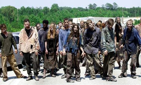 Dead Walking Dead Characters Walking Dead Producer