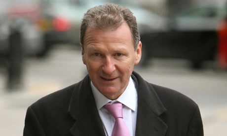 Sir Gus O'Donnell was cabinet secretary at the time Ed Lester's tax arrangement was approved