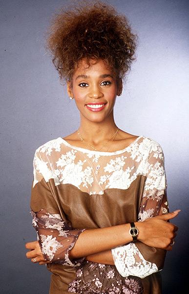 Whitney Houston... Young Whitney Houston