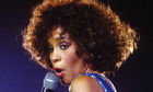Whitney Houston at Wembley Arena in 1988