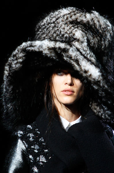 New york fashion week 2012: Marc Jacobs