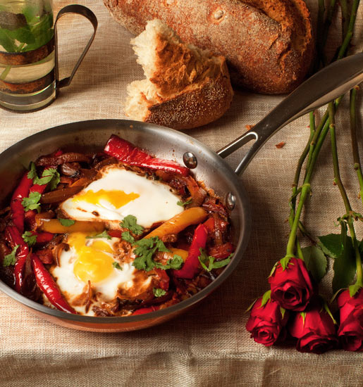 Breakfast recipe: Shakshuka | Life and style | The Guardian