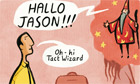 Stephen Collins: Tact Wizard