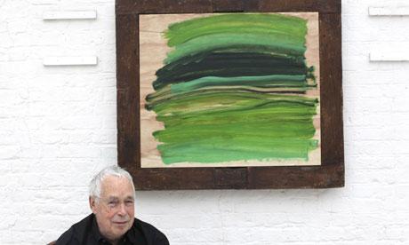Portrait of the artist howard hodgkin painter culture for Howard hodgkin