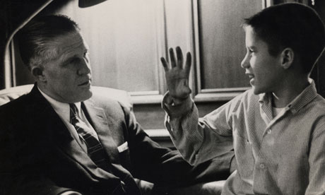Mitt and George Romney