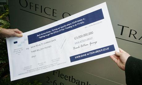 big cheque