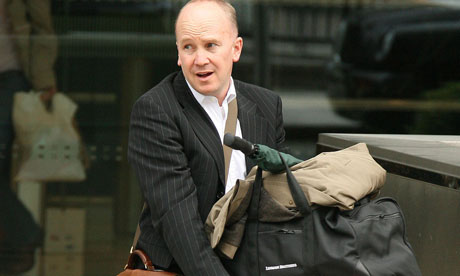 A former Lehman Brothers employee
