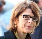 Vicky Pryce arrives at Westminster magistrates