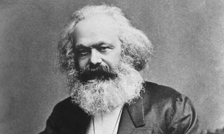 Karl Marx Social Conflict Theory