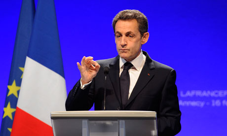 Drone and nuclear deals to dominate Cameron-Sarkozy summit