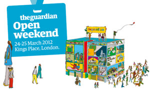 Guardian Open Weekend
