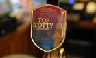 Top Totty beer