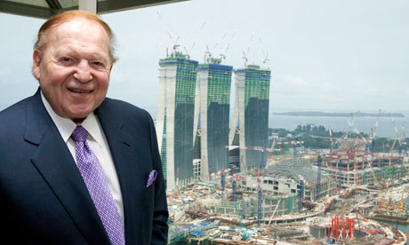 Sheldon Adelson Super Pacs