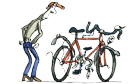 Tim Dowling column: bike