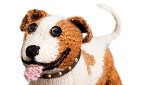 Dog Toy Knitting Pattern Free Patterns