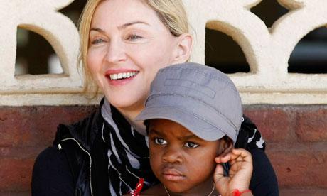 Αντιδράσεις για τα σχέδια της Μαντόνας στο Μαλάουι...