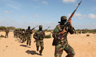 Al-Shabaab militants
