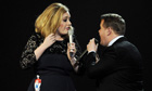 Brit awards and ITV apologise to Adele | Music