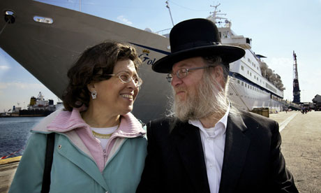 Two Jews On A Cruise