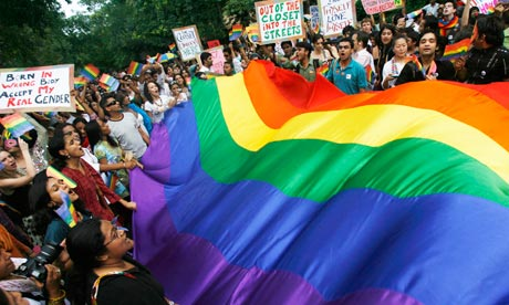 Indias home ministry steps back from gay sex row