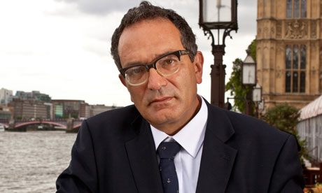 Maurice Glasman sun on sunday