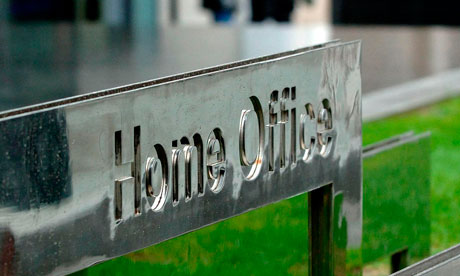 Home Office break-up plans finalised
