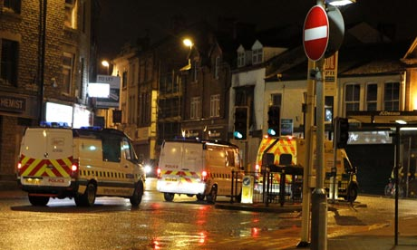 Rochdale disturbances