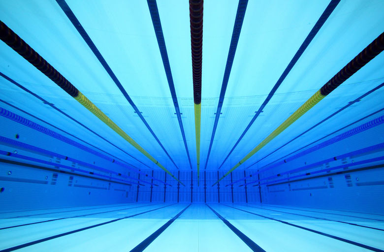 Eyewitness Olympic Aquatic Centre World News The Guardian
