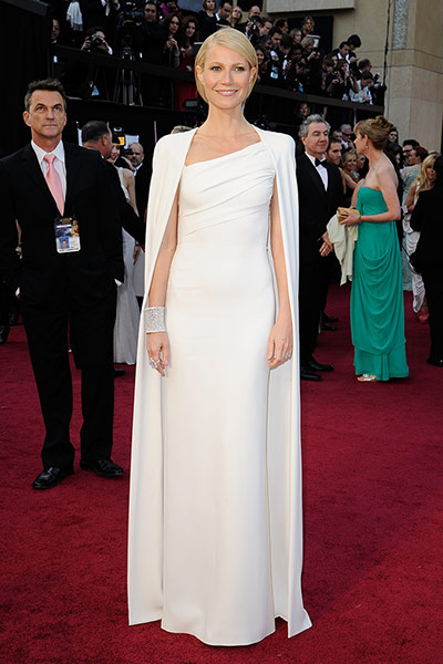 Oscars dresses: Gwyneth Paltrow