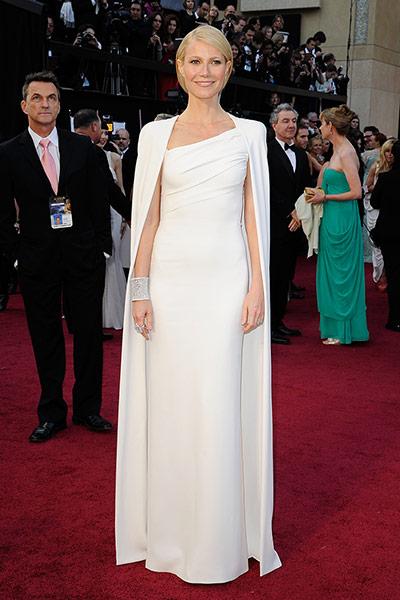 Oscars dresses: Gwyneth Paltrow