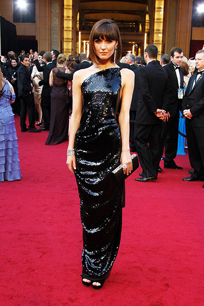 Oscars dresses: Rose Byrne