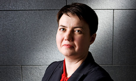 The Scottish Tory leader, Ruth Davidson, said the proposed referendum date was unacceptable