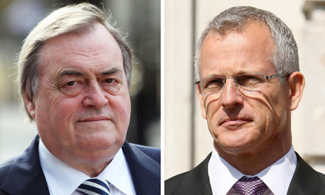 John Prescott and Brian Paddick gave evidence of police cover-up of phone hacking to Leveson