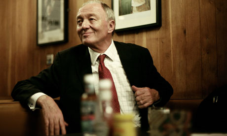 Ken Livingstone has said he will take a pay cut if re-elected as London mayor