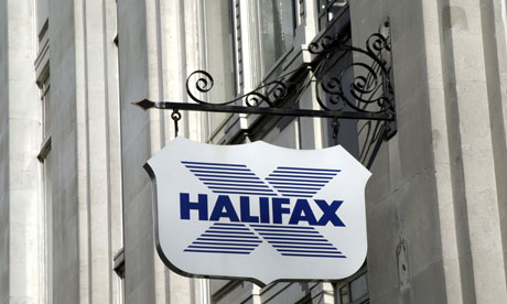 Halfix sign handing outside a branch