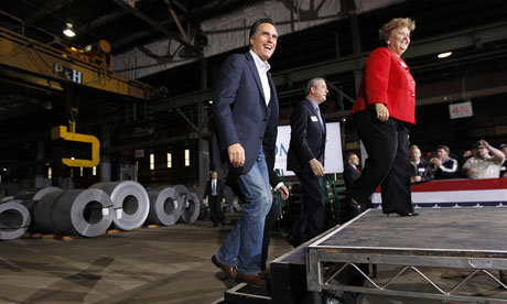 Mitt Romney in Ohio