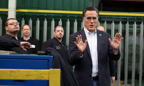 Mitt Romney in Toledo, Ohio