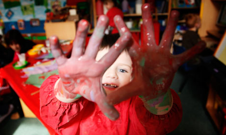 Free nursery places may not help children's education, watchdog ...