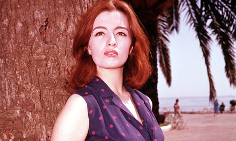 Christine Keeler, key figure in the 1963 Profumo Scandal