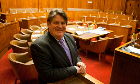 Stephen Greenhalgh, Tory leader of Hammersmith & Fulham Council