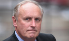 Daily Mail Editor Paul Dacre Gives Evidence At The Leveson Inquiry