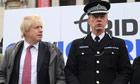 Boris Johnson and Bernard Hogan-Howe