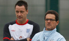 Fabio Capello John Terry