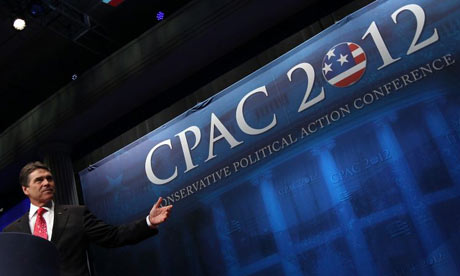 Rick Perry at CPAC